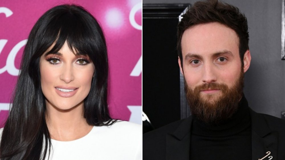 Kacey Musgraves and her husband Ruston Kelly