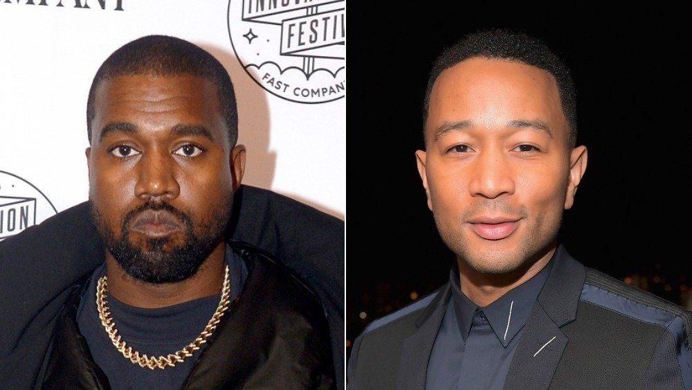 Kanye West; John Legend
