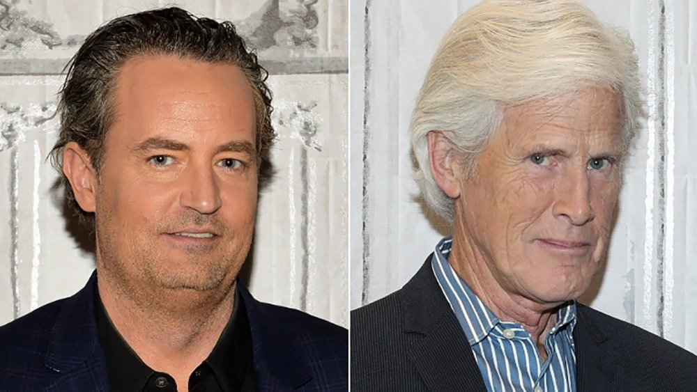 Matthew Perry and Keith Morrison