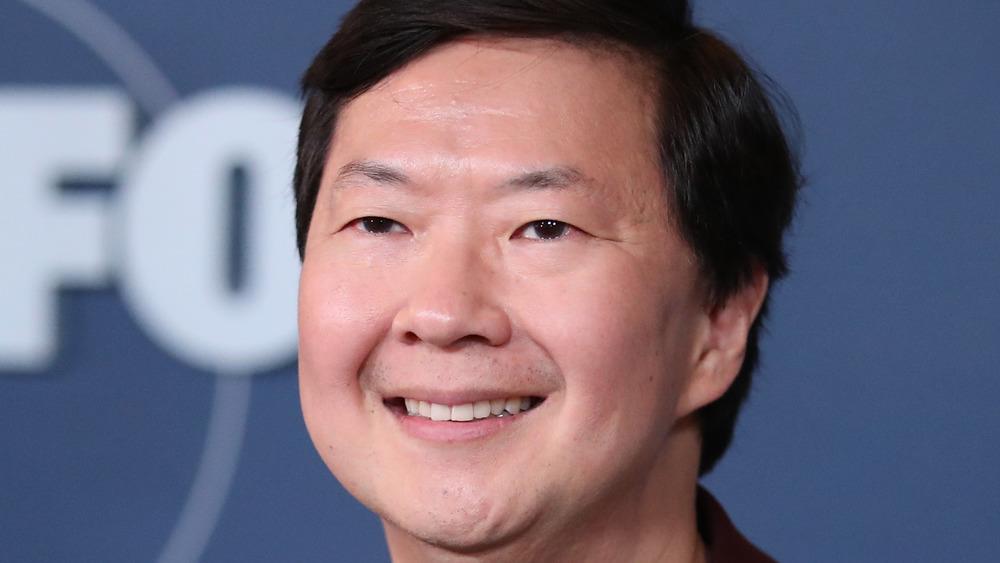 Ken Jeong smiling Fox Party