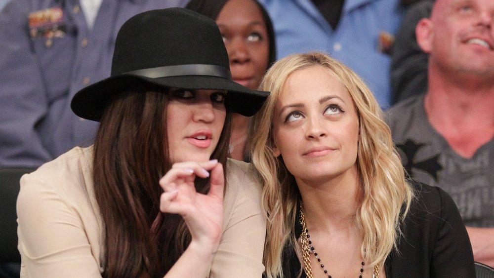 Khloe Kardashian & Nicole Richie