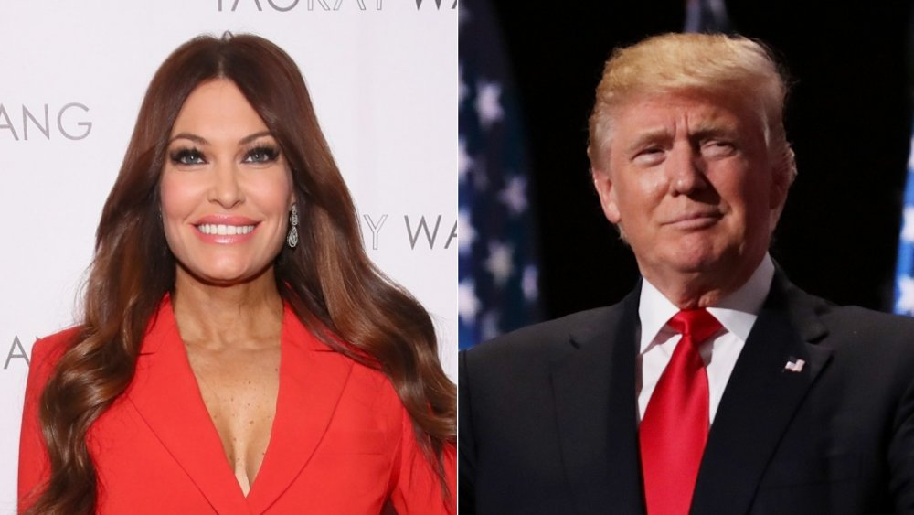Kimberly Guilfoyle & Donald Trump