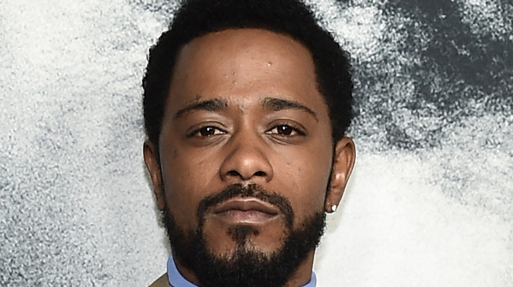 """Lakeith Stanfield at the world premiere of """"The Photograph"""""""