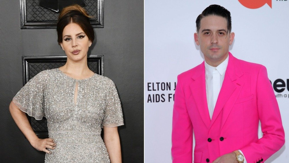 Lana Del Rey and G-Eazy