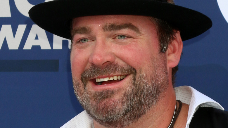 Lee Brice at the CMAs in 2019