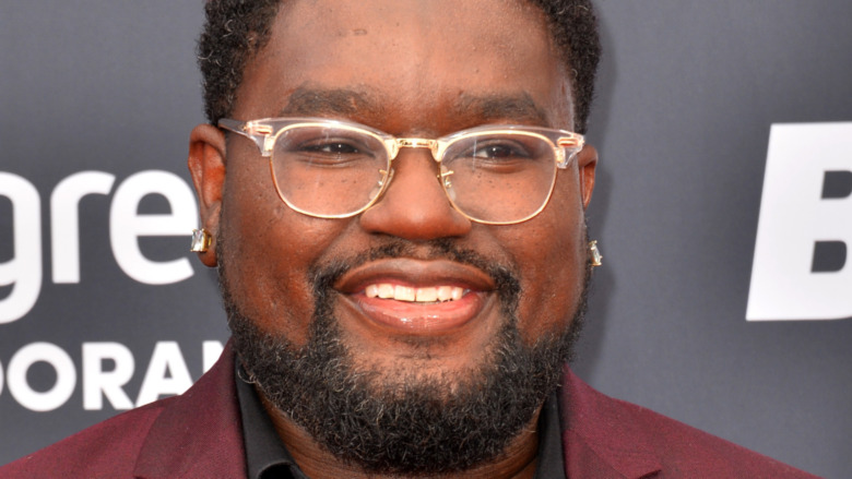 Lil Rel Howery at the Comedy Central Roast of Bruce Willis