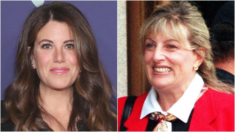 Linda Tripp, Monica Lewinsky