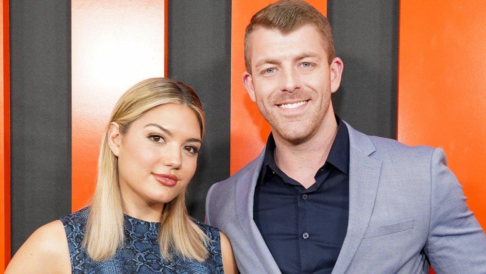 Damian Powers and Giannina Gibelli