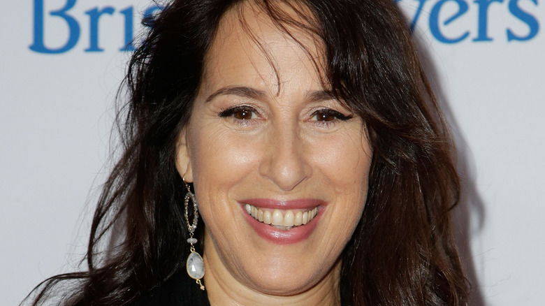 Maggie Wheeler at the 9th Annual Comedy Celebration in 2015