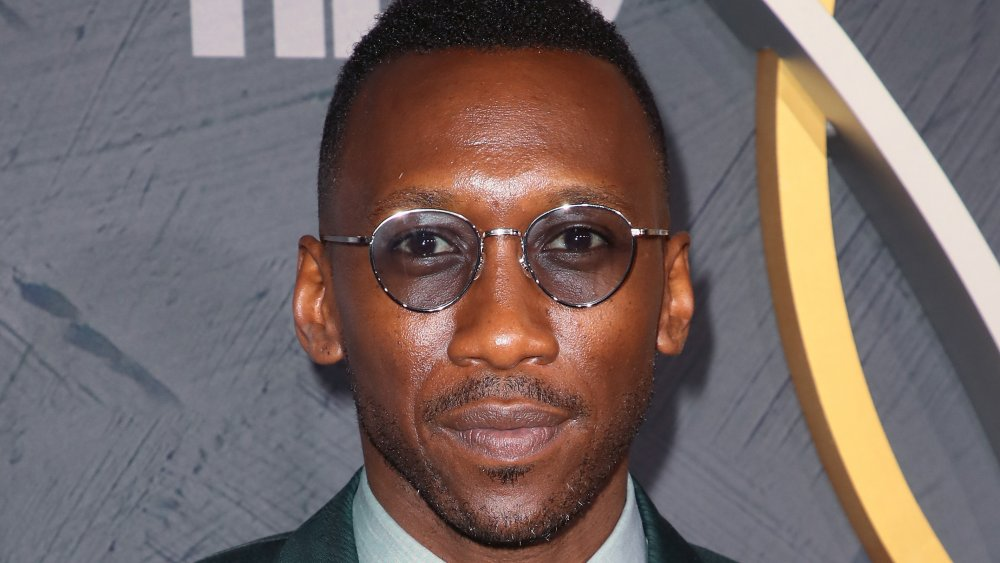 Mahershala Ali attends the HBO's Post Emmy Awards Reception at The Plaza at the Pacific Design Center