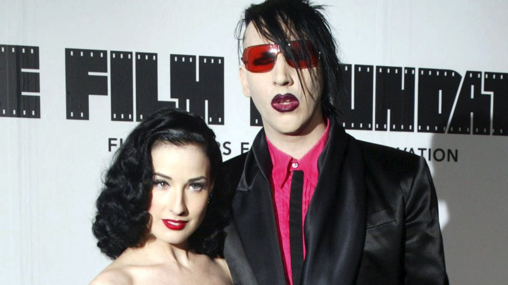 Dita Von Teese, Marilyn Manson