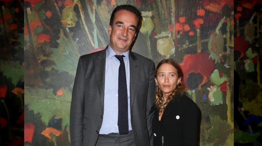 Mary-Kate Olsen and Pierre Olivier Sarkozy