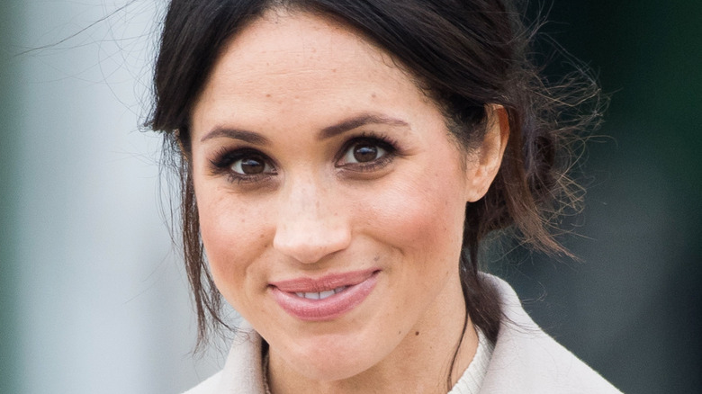 Meghan Markle, Duchess of Sussex, in October 2020