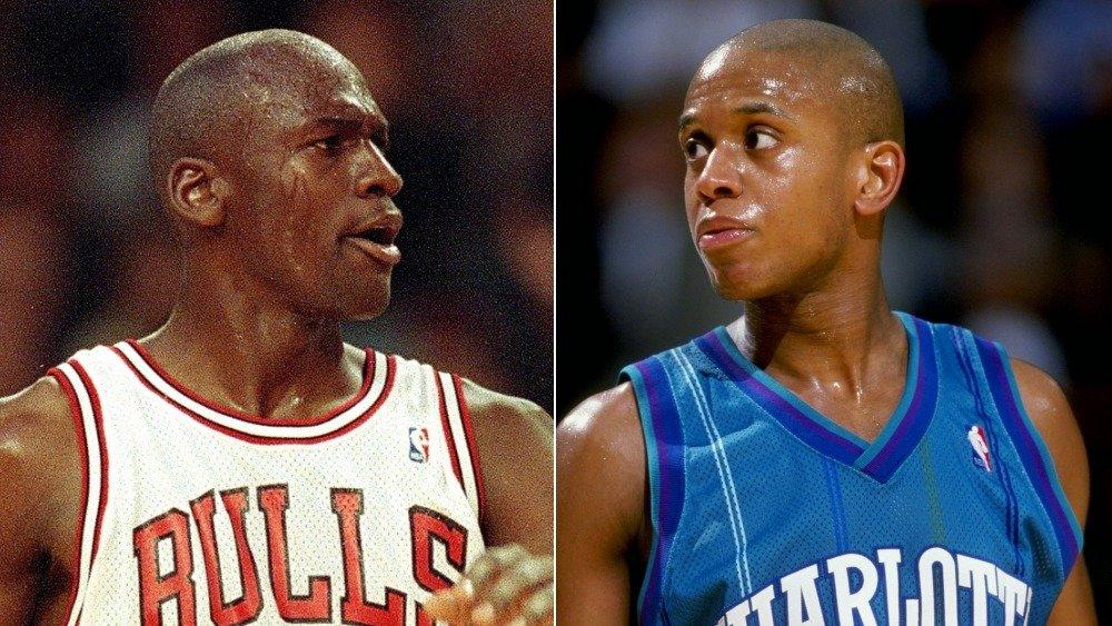 Michael Jordan, B.J. Armstrong