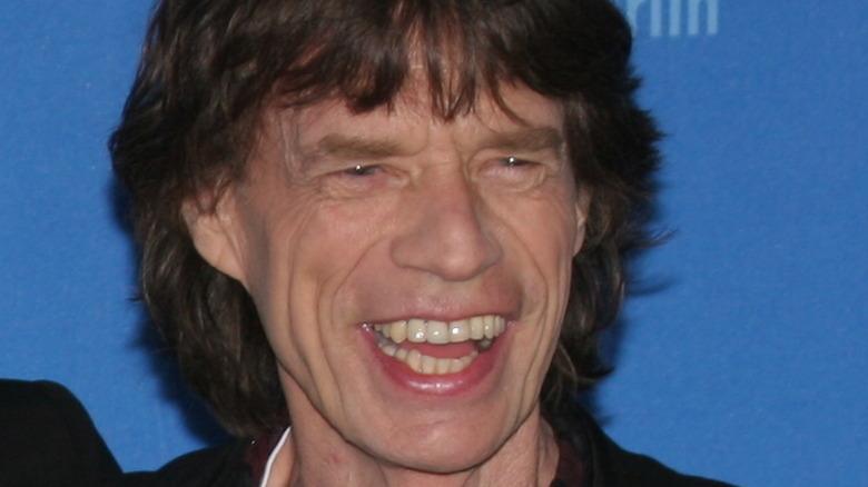 Mick Jagger at the Berlin International Film Festival