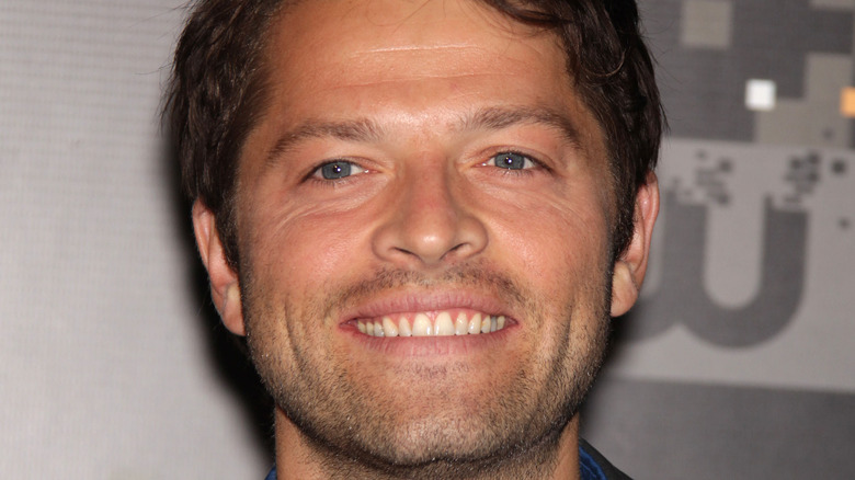 Misha Collins at an event