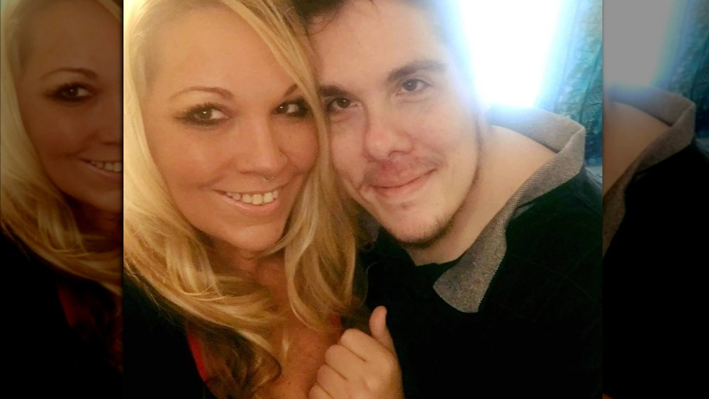 Steven Assanti and wife Stephanie Assanti smiling