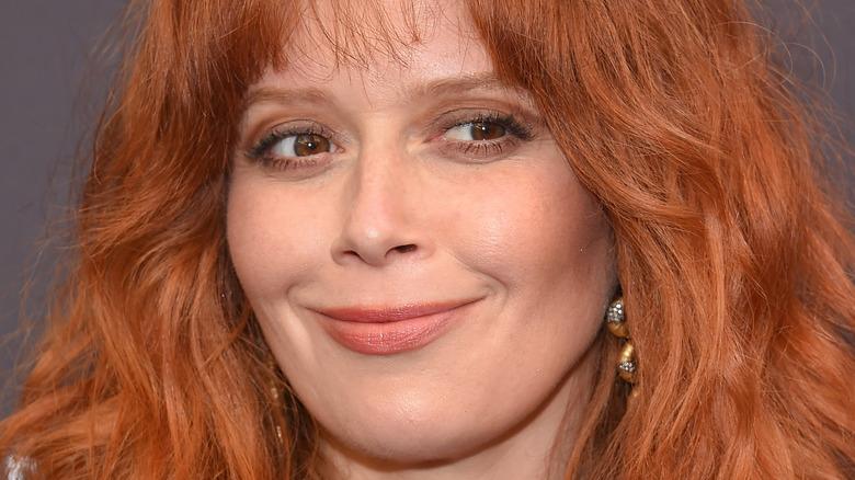 Natasha Lyonne smiling