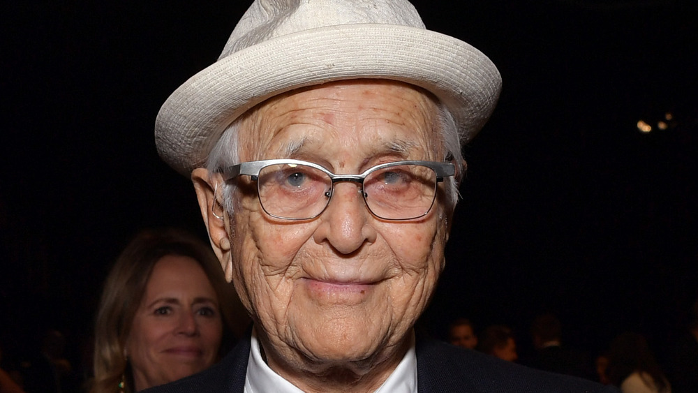 Norman Lear smiling