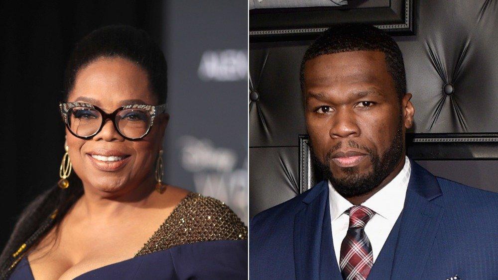 Oprah and 50 Cent
