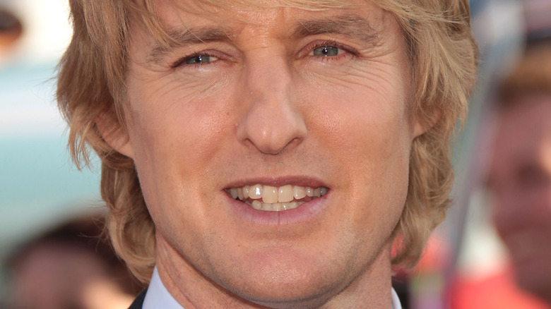 Owen Wilson teeth