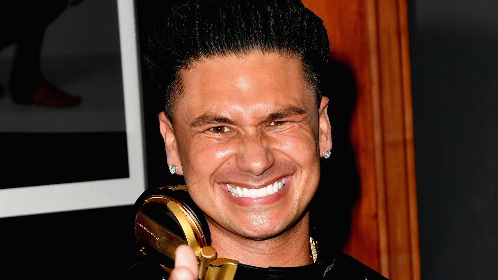 Pauly D at the premiere of WE tv's Marriage Boot Camp Reality Stars
