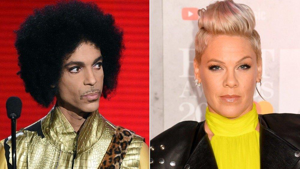 Prince, Pink