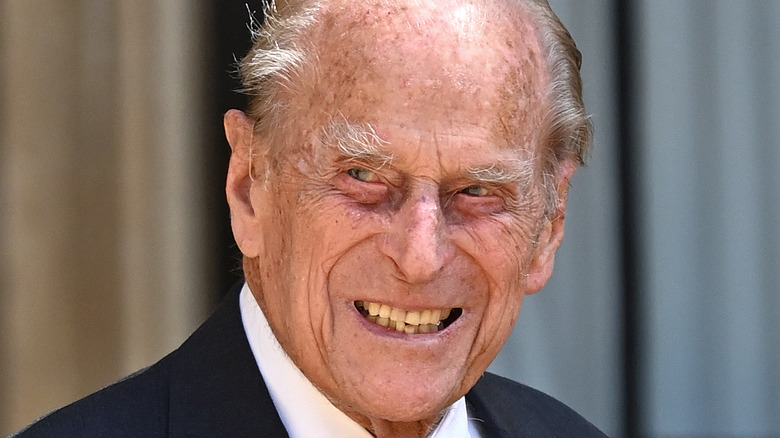 prince philip and the royal family