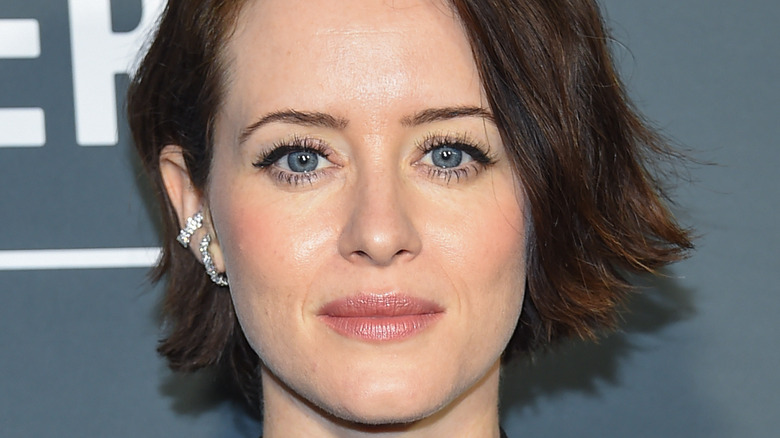 Claire Foy at an event