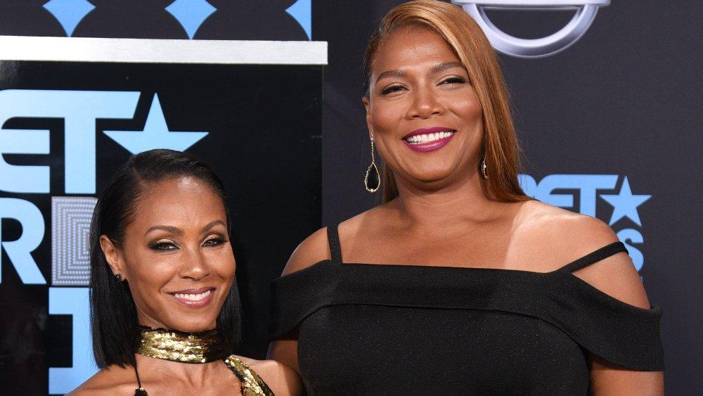 Jada Pinkett Smith & Queen Latifah