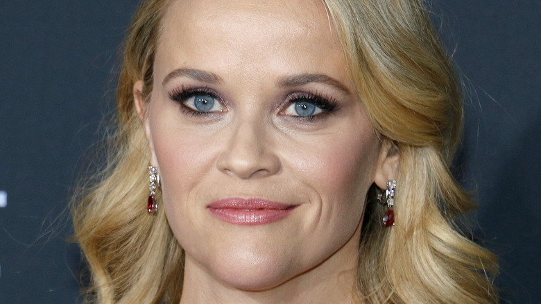 Reese Witherspoon at a 2018 premiere