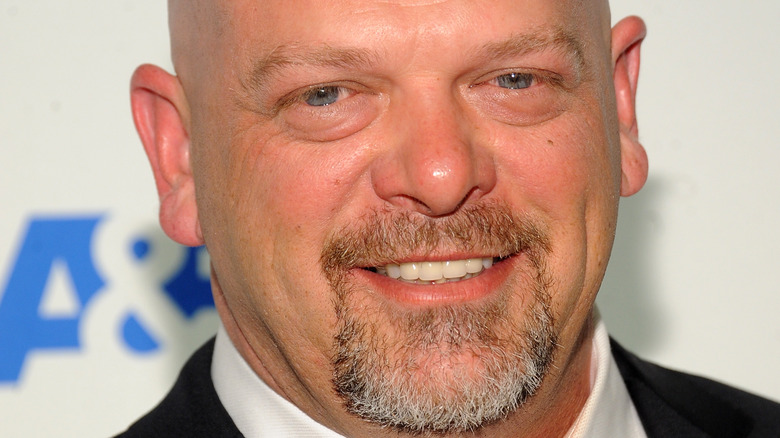 Rick Harrison at an event