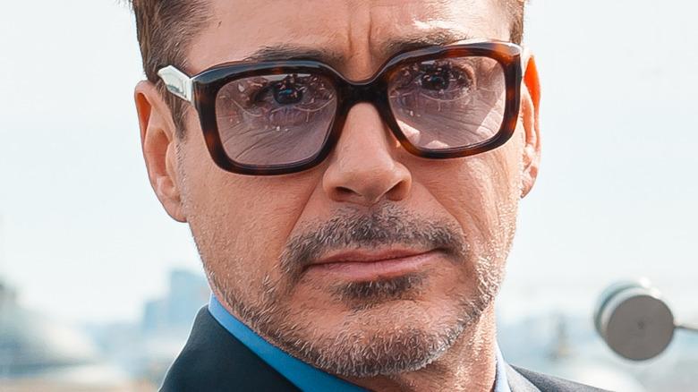 Robert Downey Jr. in Russia