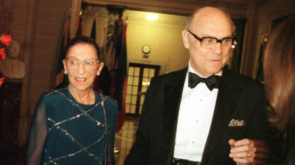 Ruth and Martin Ginsburg