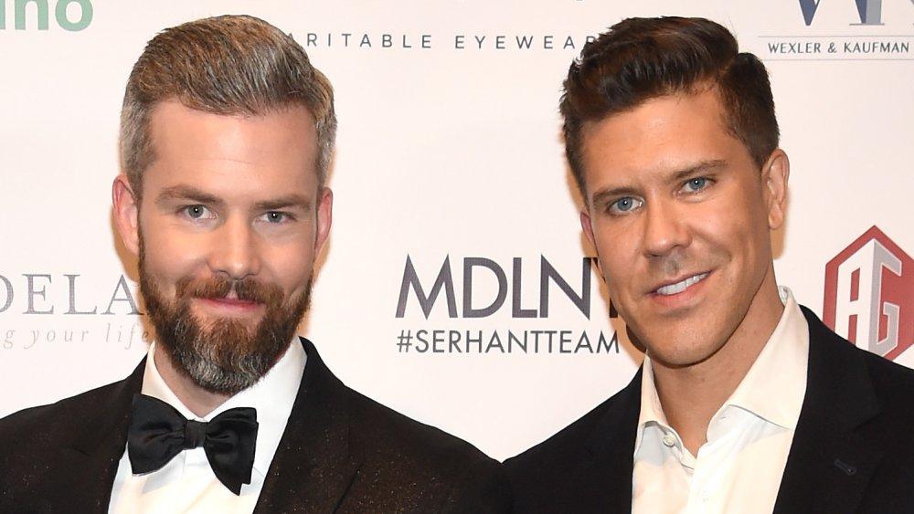 Ryan Serhant and Fredrik Eklund