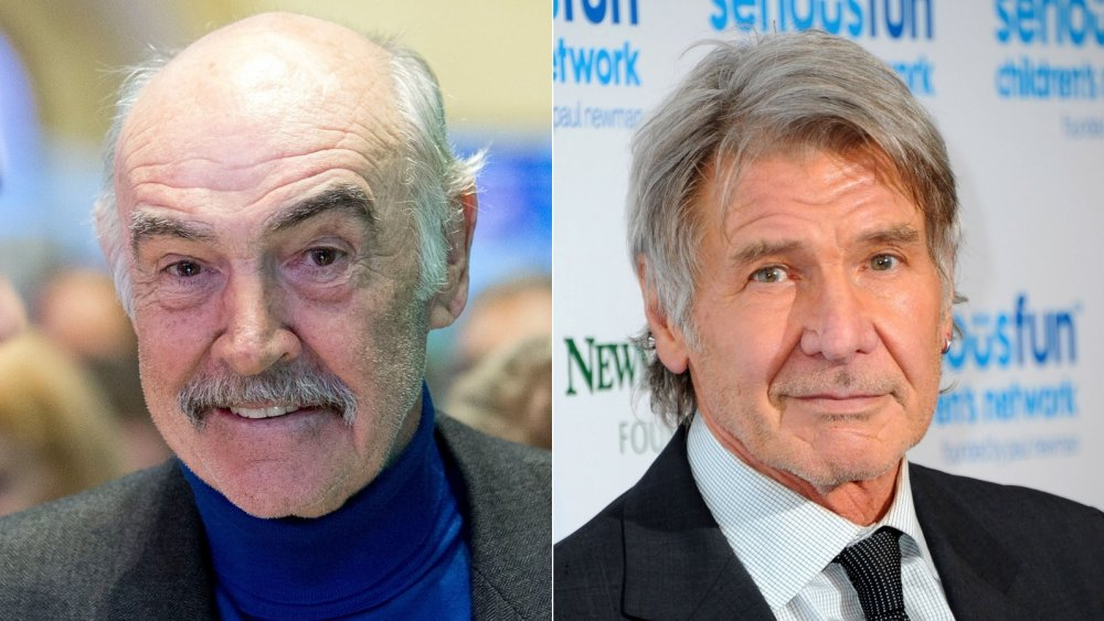 Sean Connery, Harrison Ford