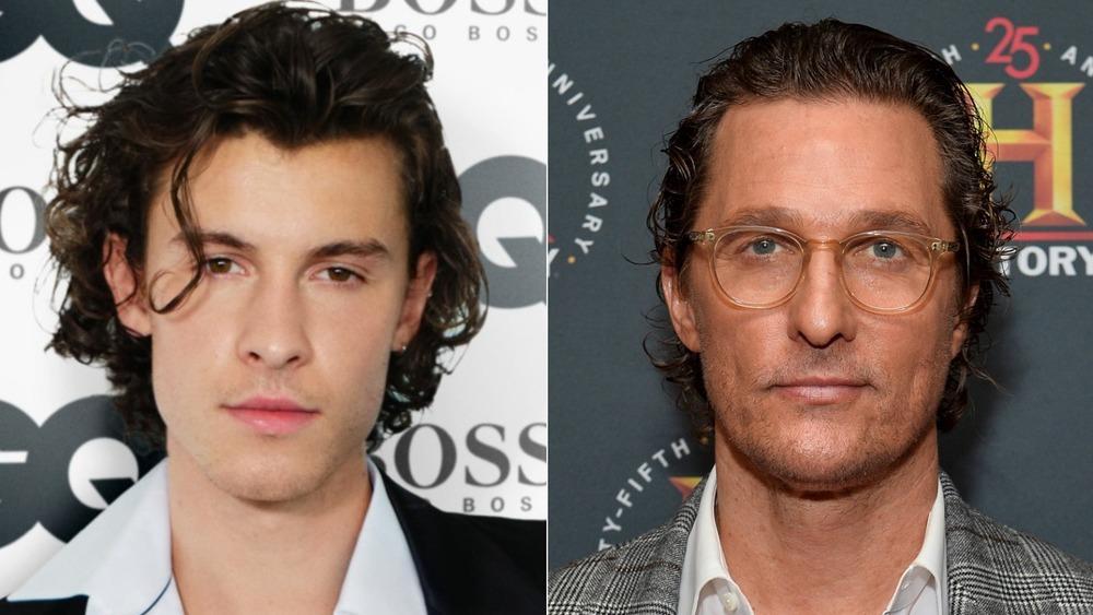 Shawn Mendes, Matthew McConaughey