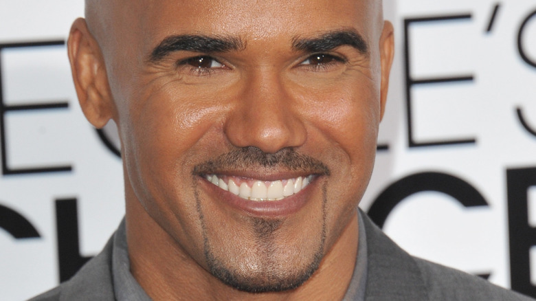 Shemar Moore at the CBS TCA Summer 2015 Party