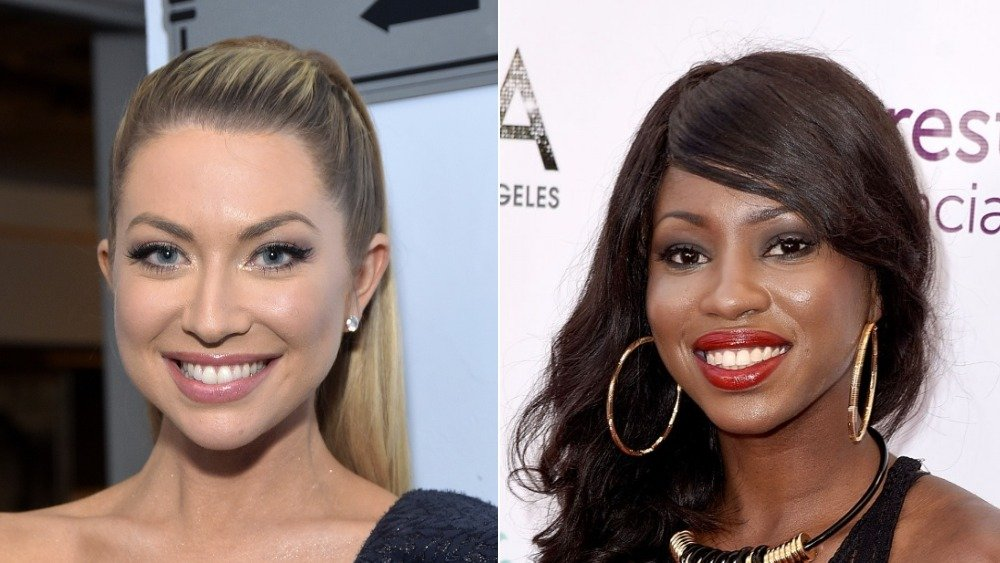 Stassi Shroeder and Faith Stowers