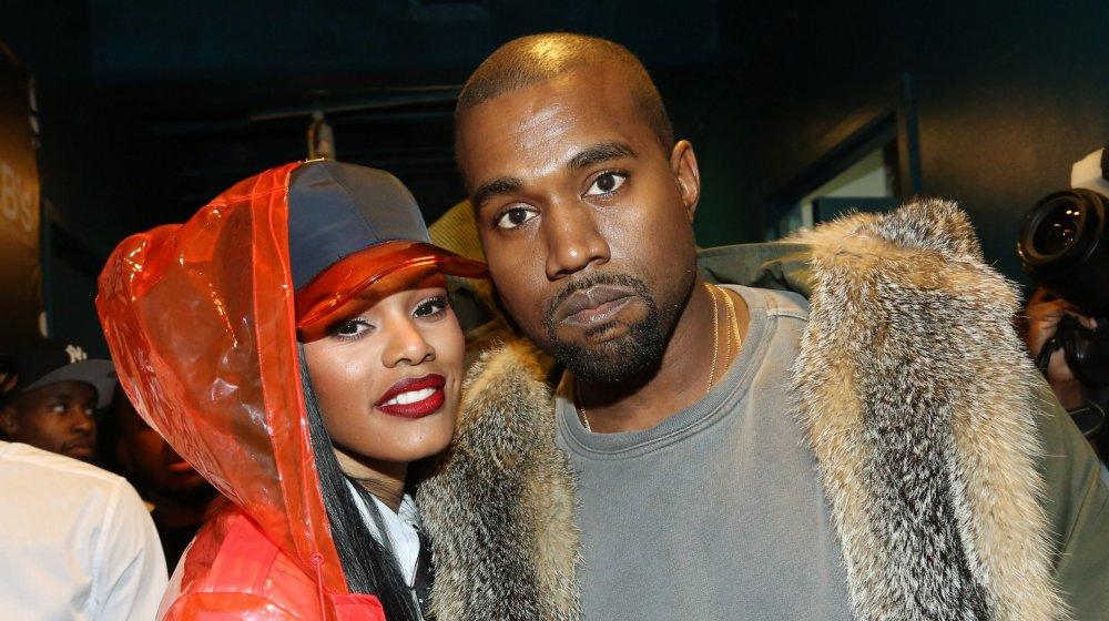 Teyana Taylor & Kanye West