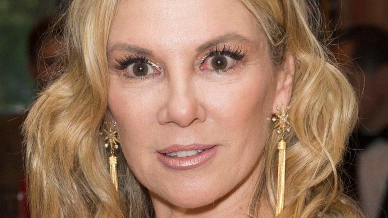 Ramona Singer RHONY surprised look