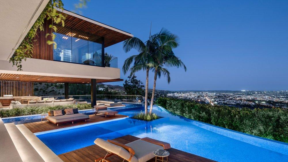 $40 million Hillside home