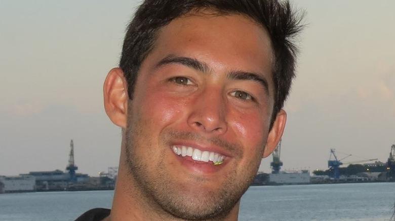 Andrew Milcovich smiling