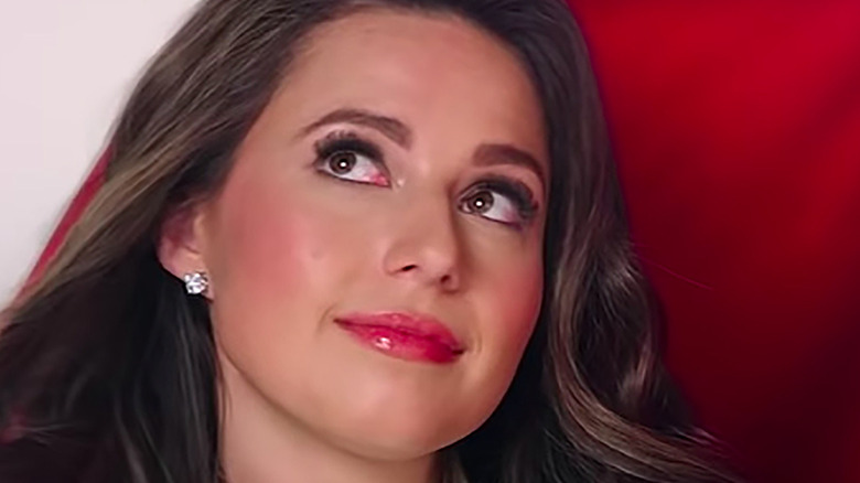Katie Thurston appears in a new Bachelorette commerical