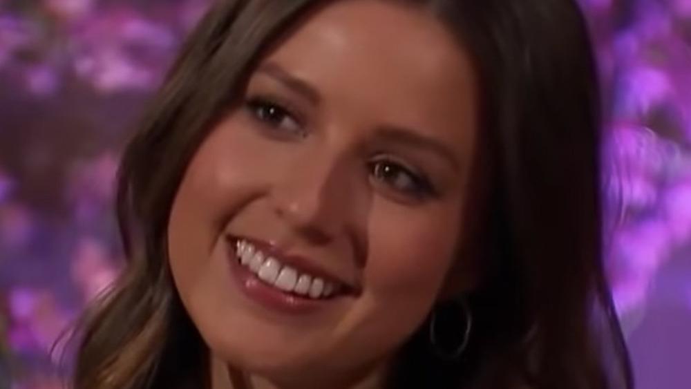 Katie Thurston closeup