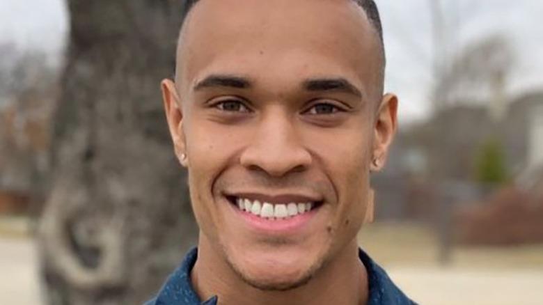 Quartney Mixon smiling