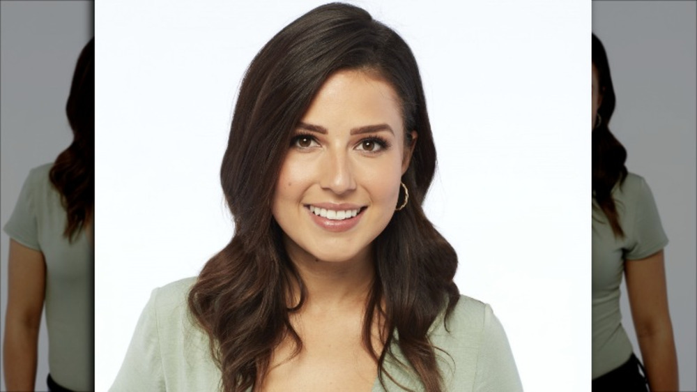 Katie Thurston from The Bachelor