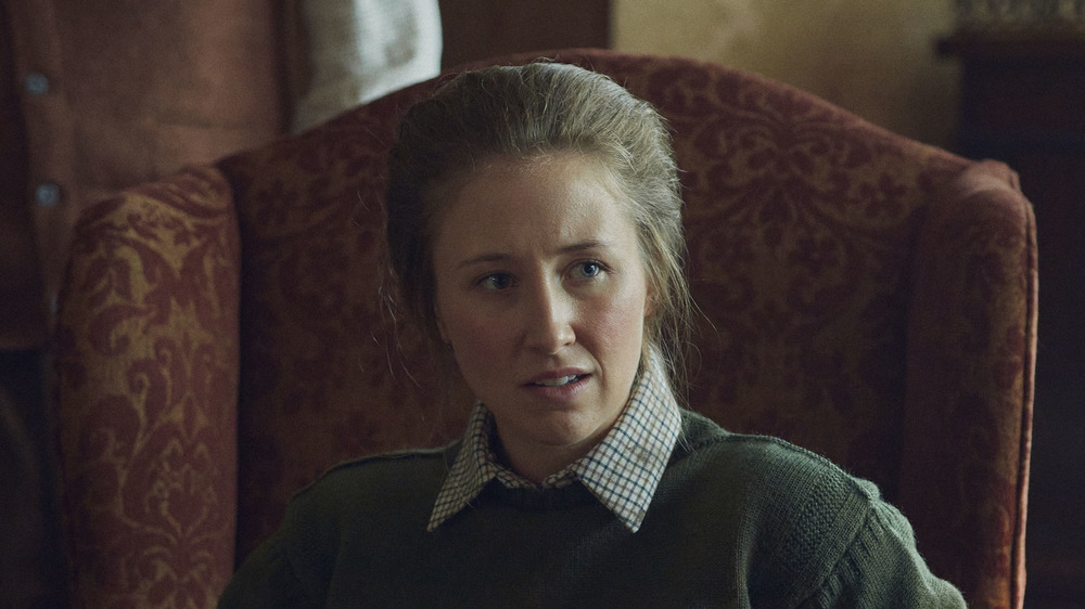 Erin Doherty as Princess Anne in The Crown
