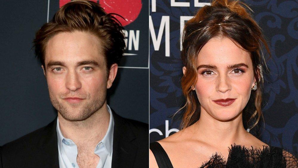 Robert Pattinson, Emma Watson