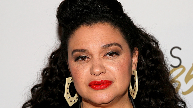 Michelle Buteau attends an event in 2020